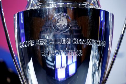 UEFA Čempionų lygos grupių burtai: susitiks legendiniai varžovai