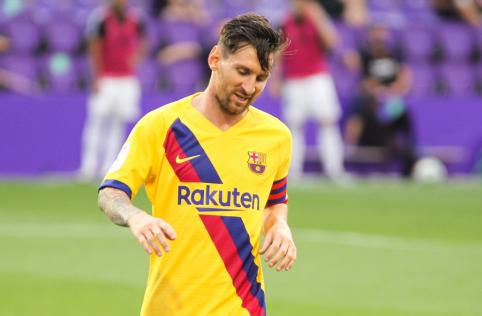 """Eilinė diena ofise: L. Messi pasižymėjo """"La Liga"""" rekordu"""