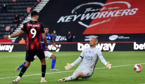 """Antrajame kėlinyje subyrėjusi """"Leicester"""" ekipa patyrė gėdingą pralaimėjimą"""