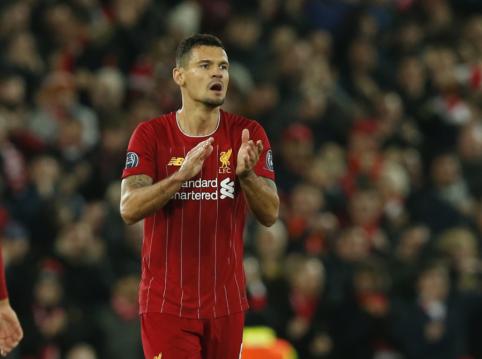 """Liverpool"" siekia pratęsti kontraktą su Dejanu Lovrenu"
