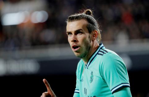"""R. Calderonas: """"Real"""" nepardavė G. Bale'o už 100 mln. eurų"""