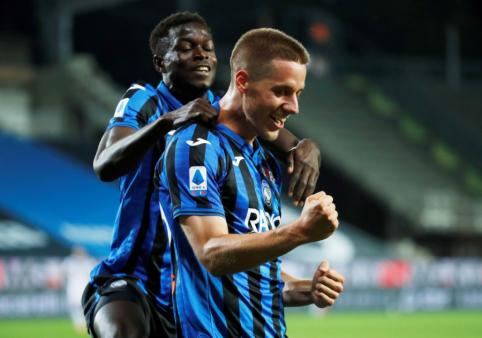 """Šešisįvarčius įmušusi """"Atalanta"""" pervažiavo """"Brescia"""" ekipą"""