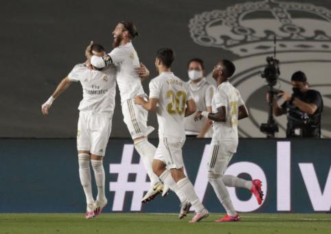"""""""Real"""" – naujieji Ispanijos čempionai"""