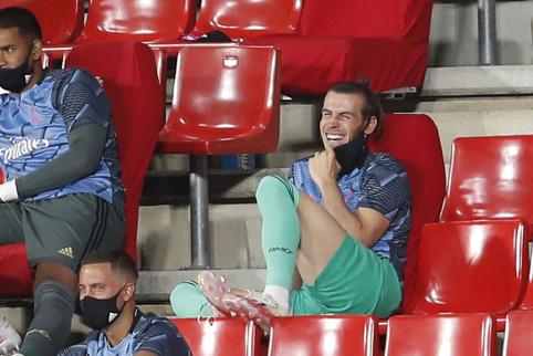 """""""Tottenham"""" pirmauja lenktynėse dėl G. Bale'o"""