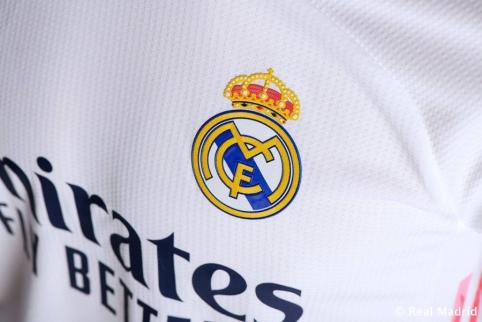 """Madrido """"Real"""" pristatė kito sezono namų ir išvykos aprangas"""