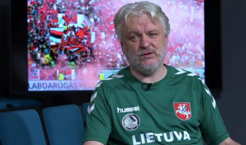 N. Kesminas: užjaučiu jaunesnės kartos fanus, jūs nematėte D. Maradonos futbolo
