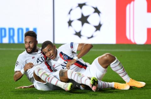 Prancūzų spauda: K. Mbappe vilioja žaidimas Anglijos klube