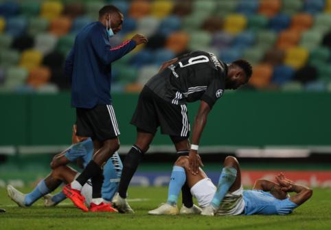 """""""Lyon"""" staigmenos tęsiasi – prancūzai sudaužė """"Man City"""" svajonę"""