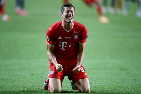 """""""Bayern"""" - """"Atletico"""": ar pavyks ispanams palaužti praėjusio sezono čempionus?"""
