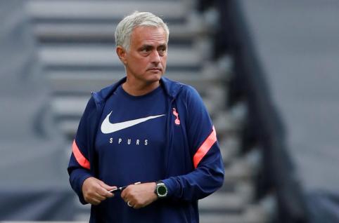Klastą pastebėjęs J. Mourinho: trūko penkių centimetrų