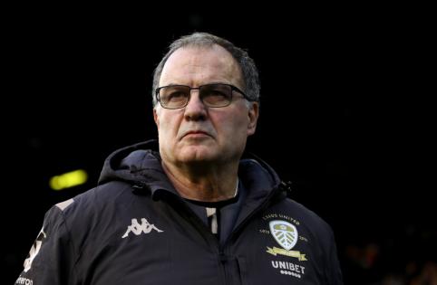 """M. Bielsa paneigė kalbas apie kontrakto su """"Leeds"""" pratęsimą"""