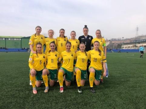 Moterų nacionalinės rinktinės stovykla vyks Kaune