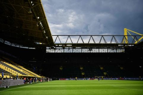 """Pirmajame """"Borussia"""" sezono mače – į areną sugrįžę žiūrovai"""