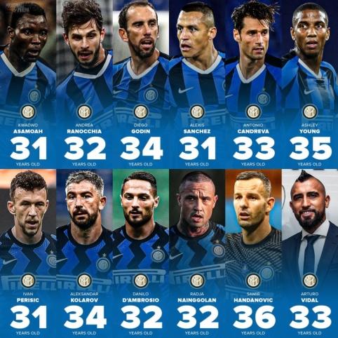 """Itin patyrusi """"Inter"""" ekipa"""