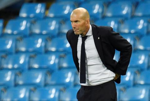 Z. Zidane'as žaidėjams jau pranešė apie savo sprendimą