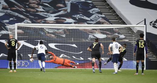 """""""Newcastle"""" paskutinę akimirką išplėšė tašką mače su """"Tottenham"""""""
