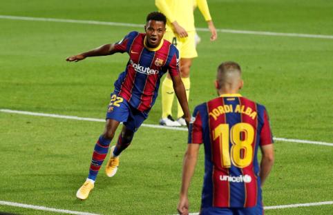 """""""Barcelona"""" naująjį sezoną pradėjo užtikrinta pergale"""