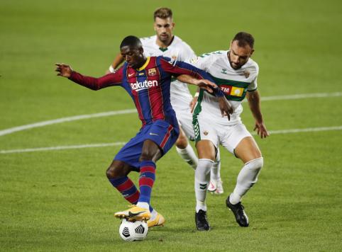 Rugsėjo 30 d. transferai ir gandai: O. Dembele norai ir netikėtas PSG ėjimas