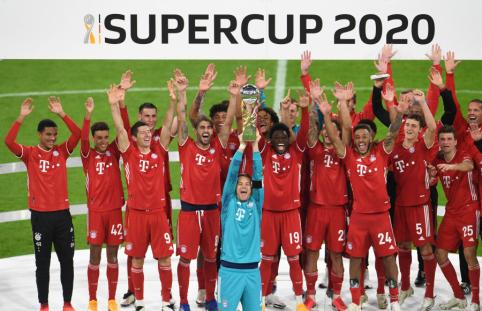 """Bayern"" iškovojo Vokietijos Supertaurę"
