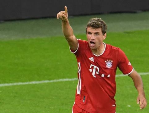 T. Mulleris tapo tituluočiausiu visų laikų Vokietijos žaidėju