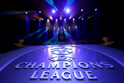 UEFA Čempionų lygos burtų krepšeliai