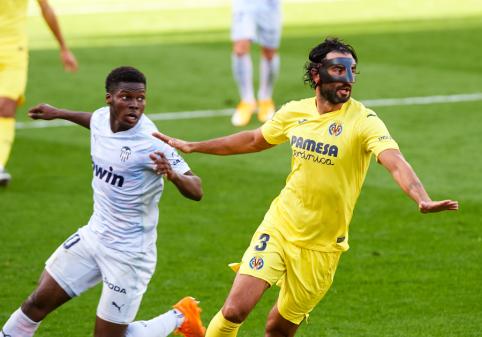"""""""La Liga"""": """"Valencia"""" patyrė antrą pralaimėjimą iš eilės"""
