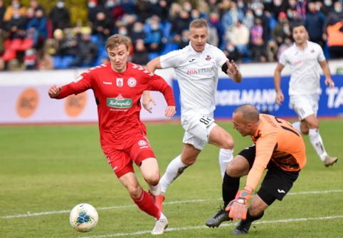 """Panevėžys"" triumfavo LFF taurės finale"