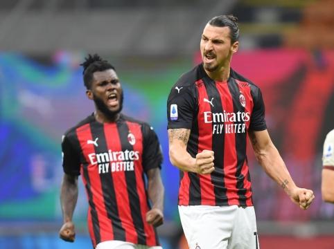 """""""AC Milan"""" ir """"Roma"""" dvikovoje – rezultatyvios lygiosios"""