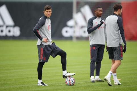 """""""Lokomotiv"""" – """"Bayern"""": vokiečiai sieks surengti dar vieną įvarčių fiestą"""