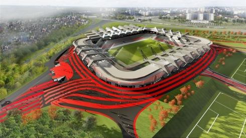 R. Šimašius triumfuoja: einame statyti stadiono!