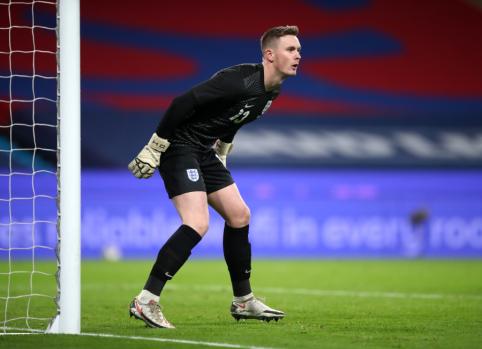 D. Hendersono debiutas Anglijos rinktinėje jo giminaičiui padovanojo solidų laimėjimą