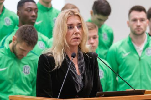 V. Venslovaitienė: apie sutartis turinčius žaidėjus, trenerį ir sudėtingą sezoną