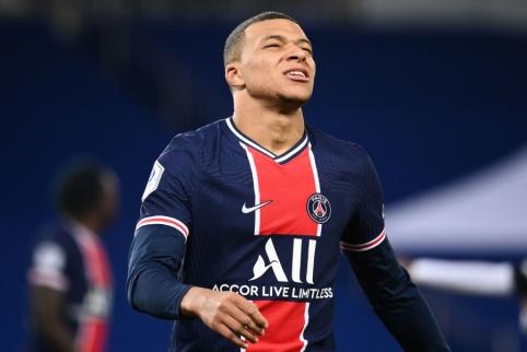 Rugpjūčio 16 d. transferai ir gandai: K. Mbappe atmetė neįtikėtiną PSG pasiūlymą