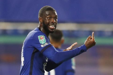 """""""Milan"""" pasirengusi """"išgelbėti"""" """"Chelsea"""" gynėją F. Tomori"""