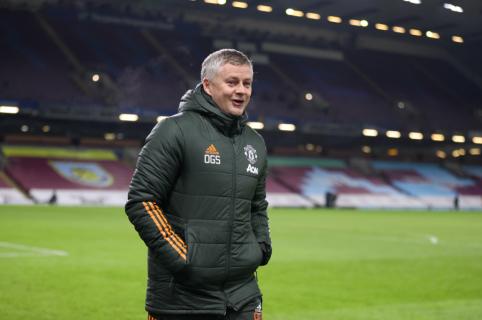 """""""Man Utd"""" O. G. Solskjaerui netrukus įteiks naują kontraktą"""