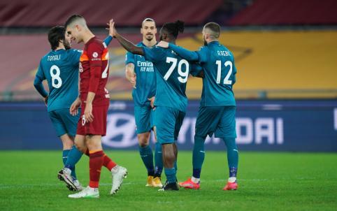 """""""AC Milan"""" išvykoje pranoko """"Romą"""""""