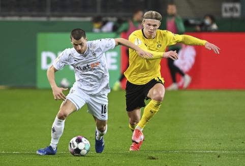 BVB žengė į Vokietijos taurės pusfinalį