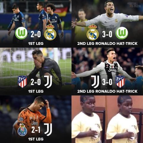 Ar C. Ronaldo dar kartą sukurs nedidelį stebuklą Čempionų lygoje?