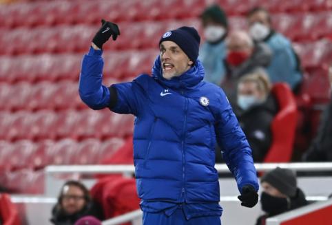"""Vargas """"Chelsea"""" varžovams: T. Tuchelio sukonstruota gynyba atima žadą"""