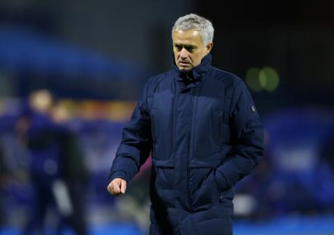 J. Mourinho po pralaimėjimo Zagrebe gyrė varžovus ir liko nusivylęs savo auklėtinių požiūriu