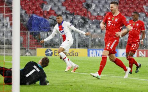 """ČL: PSG nukovė """"Bayern"""", """"Chelsea"""" iš Portugalijos grįžta su pergale"""