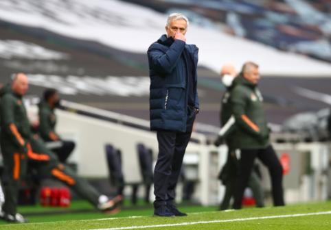 J. Mourinho griežtai atsikirto O. G. Solskjaerui