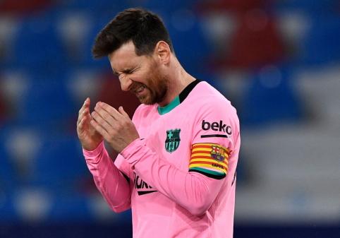 """""""Barca"""" ir toliau barsto taškus Ispanijoje"""