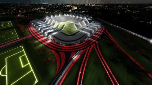 Kontraktas dėl Šeškinės stadiono statybos – jau spalio mėnesį