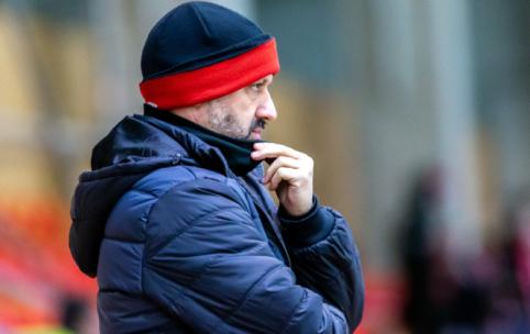 """Geriausio mėnesio trenerio laurus susižėrė """"Sūduvos"""" strategas"""
