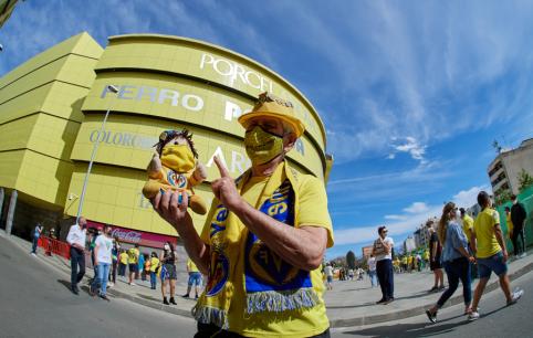 """""""La Liga"""" sprendimas papiktino """"Villarreal"""": paskutinį turą norėjo nukelti dėl Eurovizijos"""