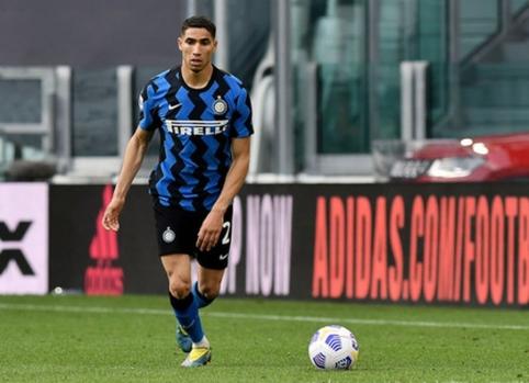 """""""Inter"""" už A. Hakimi siekia gauti bent 80 milijonų eurų"""