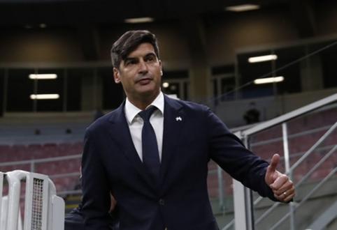 """Naujuoju """"Tottenham"""" treneriu gali tapti Paulo Fonseca"""