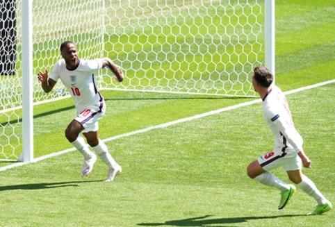 """R. Sterlingas: visada sakiau, kad žaisdamas čempionato rungtynes """"Wembley"""", pelnysiu įvartį"""