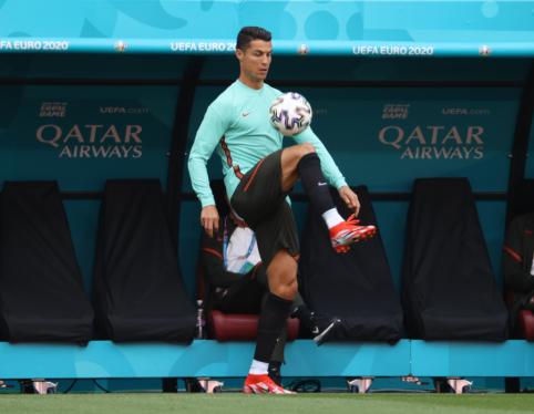 C. Ronaldo: apie Portugalijos rinktinės pasiruošimą, istorinį pasirodymą ir čempionų titulą